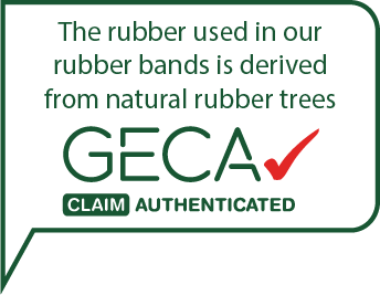 Made From Natural Rubber
